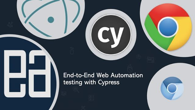 End to End automation testing with Cypress   udemy 100% free course