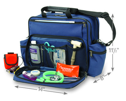 Hopkins Home Health Shoulder Bag
