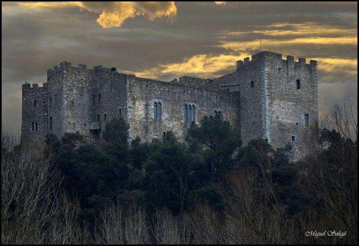 Castillo de la Roca del vallès (Barcelona) de Miguel Soligó . Des de Foto…