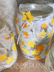Star lantern, DIY KIDS; Bright lights, stars, …