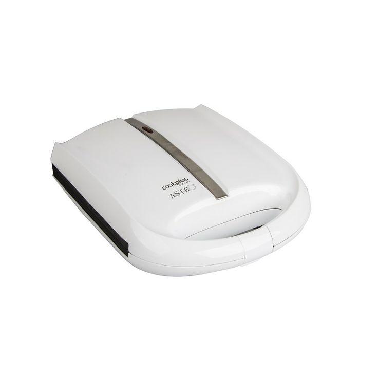 Cookplus Tost Makinası Beyaz