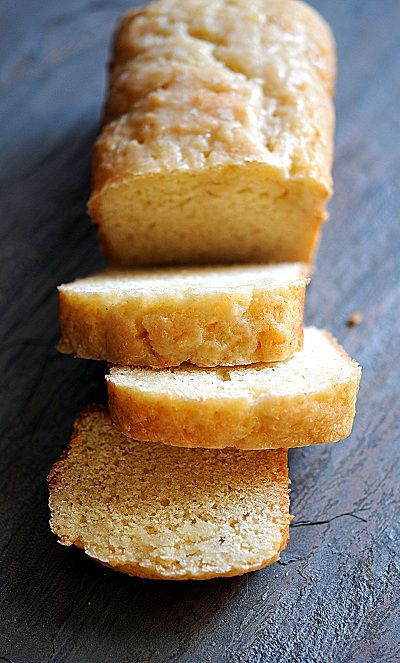 eggnog bread/cake - wow, I've never heard of such a thing and can't ...