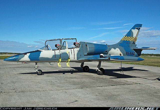 Aero L-39 Albatros  Private