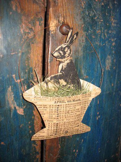 Primitive...Easter.