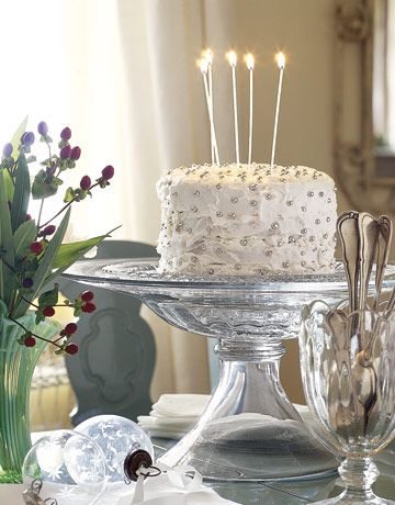 Elegant Christmas Cake Decorations : 1000+ ideas about Sparkler Birthday Candles on Pinterest ...