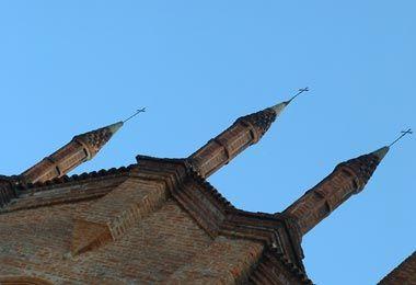 Chiesa dei Santi Carlo e Anna a Castellazzo Bormida (AL)   Scopri di più nella sezione Itinerari tematici del portale #cittaecattedrali
