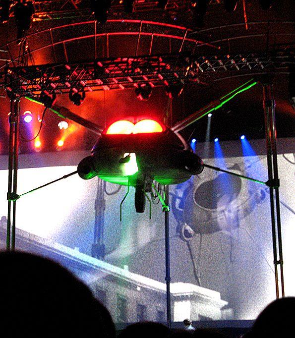 Jeff Wayne's War of the Worlds Live by ~soudou on deviantART