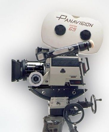 "Panavision 65mm Film Camera... the cameras used on Tarrantino's upcoming film, ""The Hateful Eight"""