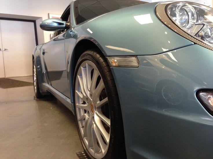 CPO: 2008 Porsche 911 Carrera 4 Paint to Sample Vintage Iris Blue 113k MSRP - Rennlist Discussion Forums