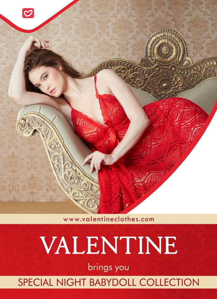 Pamper and shower her with love by surprising her with a Babydoll gift from Valentine. Shop now at https://valentineclothes.com/women/babydoll.html  #Babydoll #love #sexy #intimate #bridalwear #valentine #valentineclothes #madewithlove #happyshopping