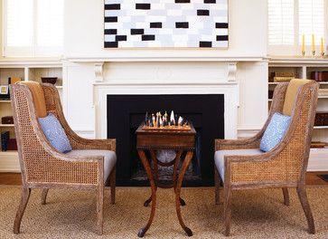 Presidio - contemporary - living room - san francisco - Heather Hilliard Design