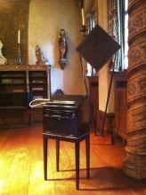 Lucie Rosen's September Theremin at the Caramoor Estate (Katonah, NY)