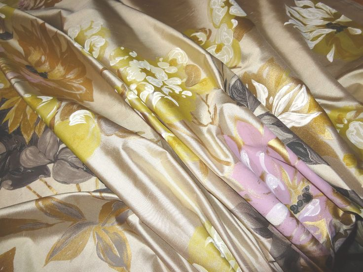 "DESIGNERS GUILD ""PORTIER"" 2.85 metre 100% SILK fabric WILLOW | eBay"