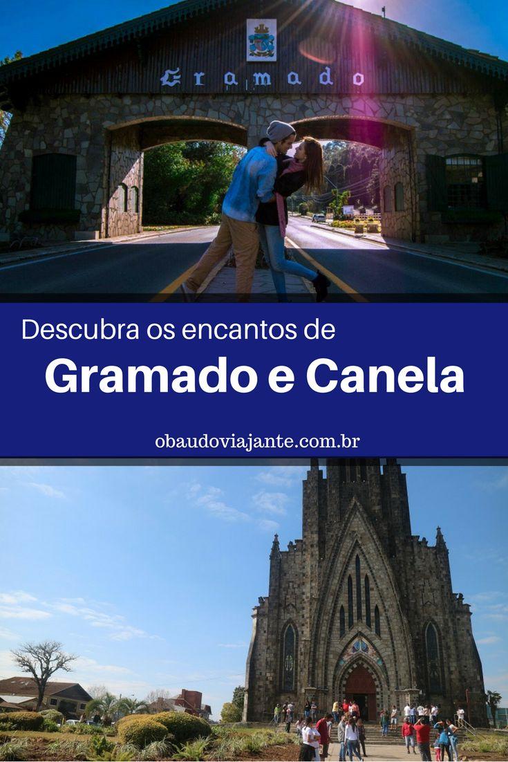 Descubra o que fazer em Gramado e Canela, os destinos mais procurados no Sul do Brasil.