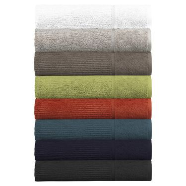 KOO Elite Ribbed Towel Collection
