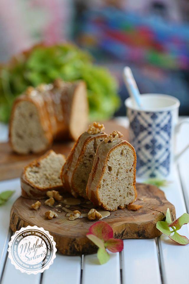 Tahinli Cevizli Kek – Mutfak Sırları – Pratik Yemek Tarifleri