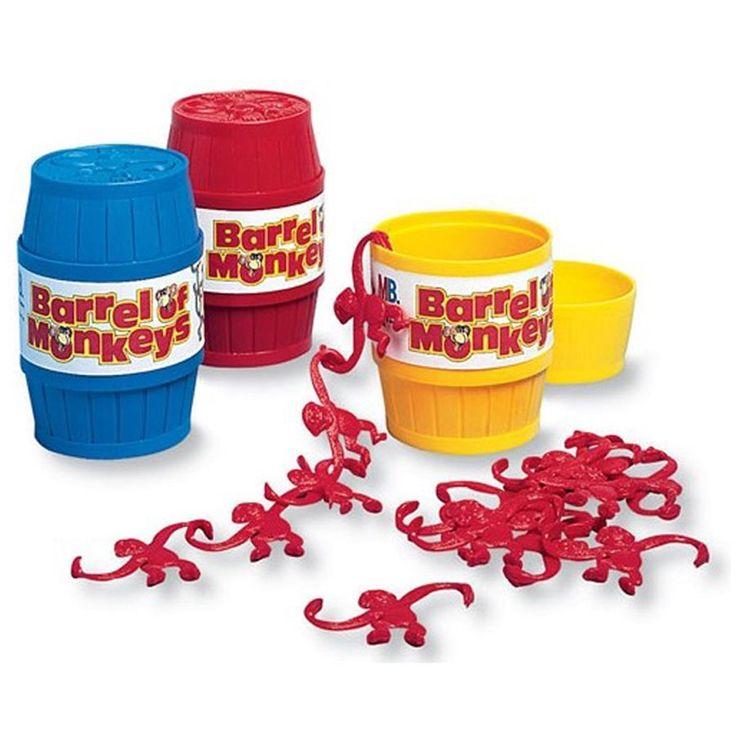Barrel Of Monkeys A2042 Barrel Of Monkeys #vintagetoys
