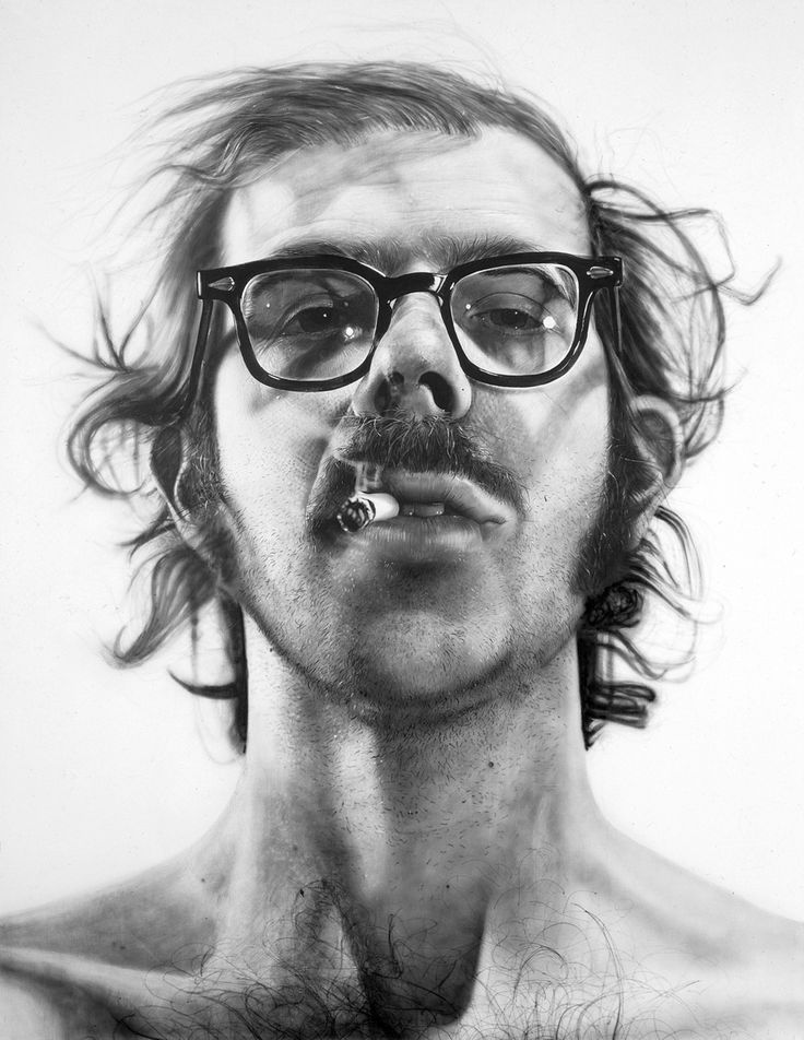 Chuck Close is an American painter and photographer who achieved fame as a photorealist through his massive-scale portraits. Though a catastrophic spinal artery collapse in 1988 left him severely paralyzed, he has continued to paint and produce work that remains sought after by museums and collectors