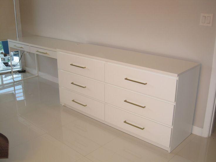ikea micke desk hack google search home office pinterest micke desk desk hacks and desks. Black Bedroom Furniture Sets. Home Design Ideas