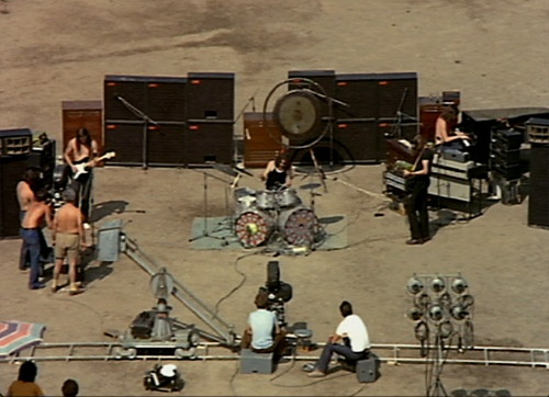 """Pink Floyd """"Live at Pompeii"""" is one of my favorite obscure documentaries. I'm all about that psychedelic era too...."""