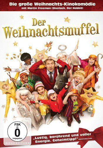Der Weihnachtsmuffel - der Film ist total lustig und ich weiß nicht, wieso ihn niemand kennt