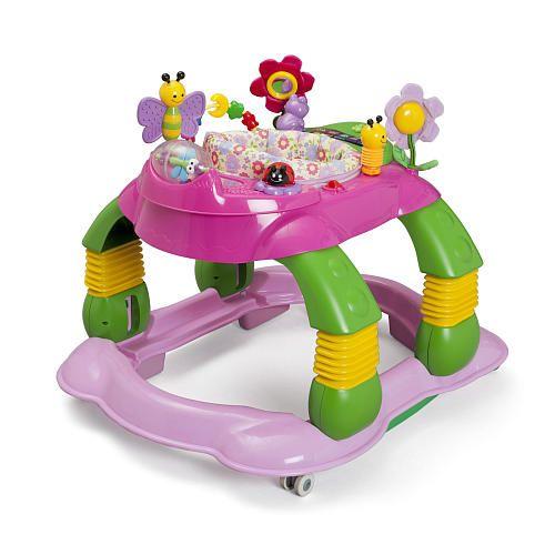 Delta Children's Lil Playstation II 3-in-1 Activity Center - Floral Garden