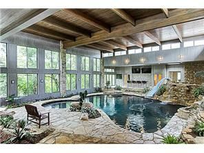 Luxury Living With Fantastic Indoor Pool Oasis Dallas Fort Worth Texas For The Home