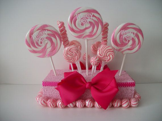 Best ideas about lollipop centerpiece on pinterest