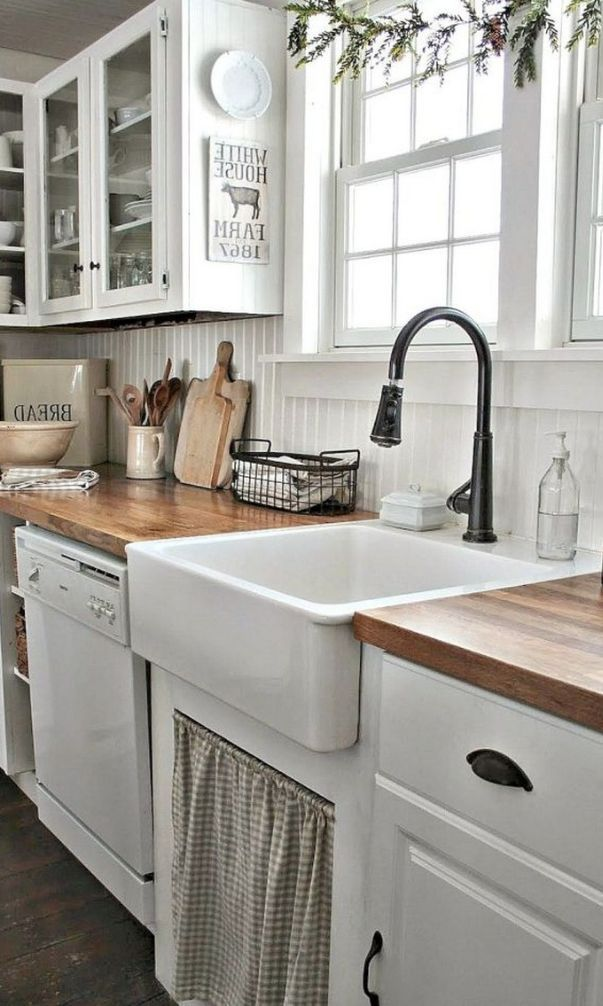 59 Fascinating New Generation Kitchen Cabinet Design Ideas
