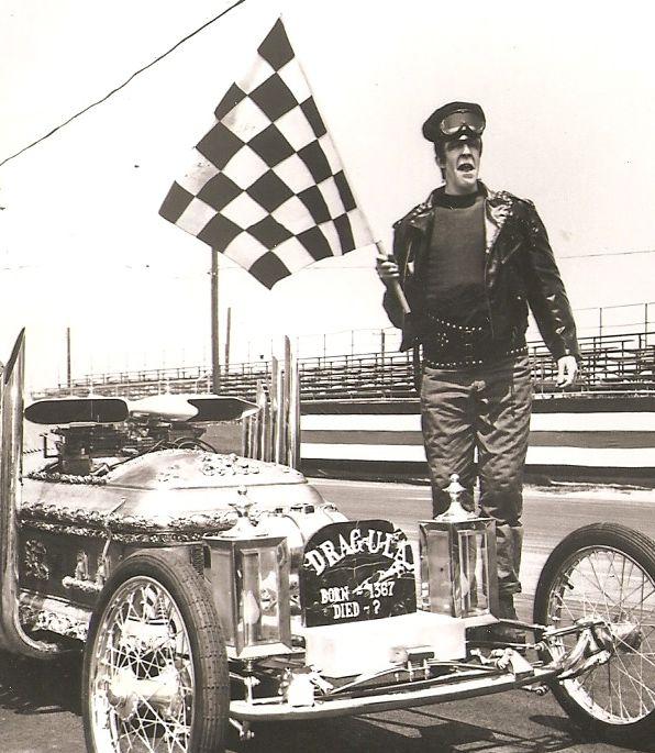 The Munsters best episode,Herman drag racing