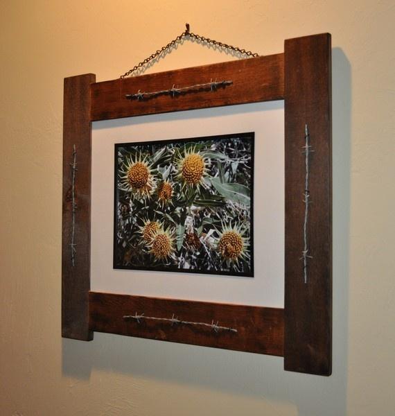 Western Decor Frames: 1000+ Images About Cedar Picture Frames On Pinterest