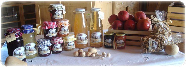 #Succhi, #sciroppi, #marmellate, frutta e vedura... della #valdinon dal #contadino al tuo tavolo! http://www.aziendaagricolacalliari.com