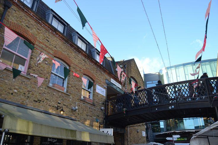 Camden Lock Market - Camden Town - London - UK