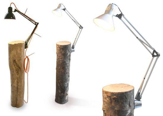 Eco Swivel Desk Lamp: An Eco Friendly Design From Marcantonio Raimondi  Malerba