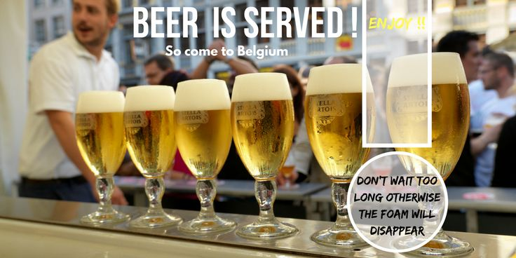 Mmm Belgian Beer ! Taste the big assortiment Belgium has and become as passionated and fascinated as we all are ! Photograph in Brussels, Belgian Beer Weekend  (c) Milo Profi