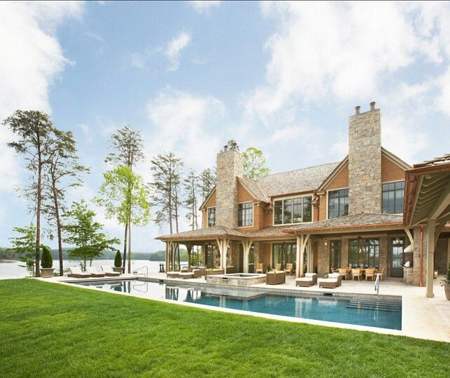 Lakefront Luxury Homes: 1000+ Images About My Next Home On Pinterest