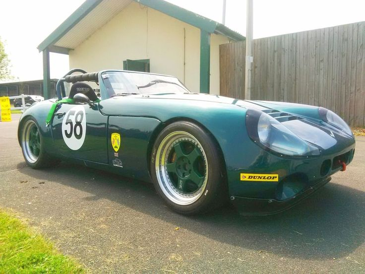 TVR Tuscan Challenge Race Car   Factory Two Seater   Track Day Or  Competition