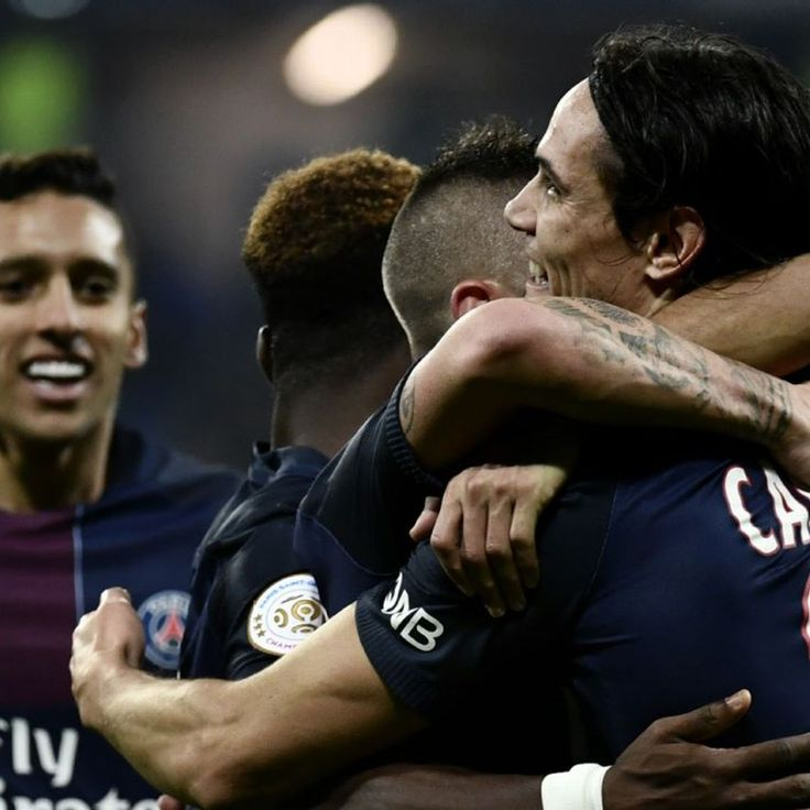 Unai Emery pleased as PSG seal 'most important' week with win at Lyon