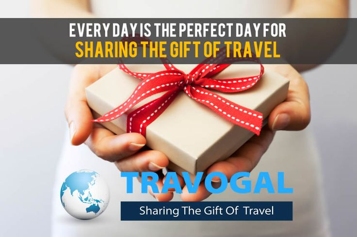 Create a one long vacation life sharing the gift of travel with Travogal