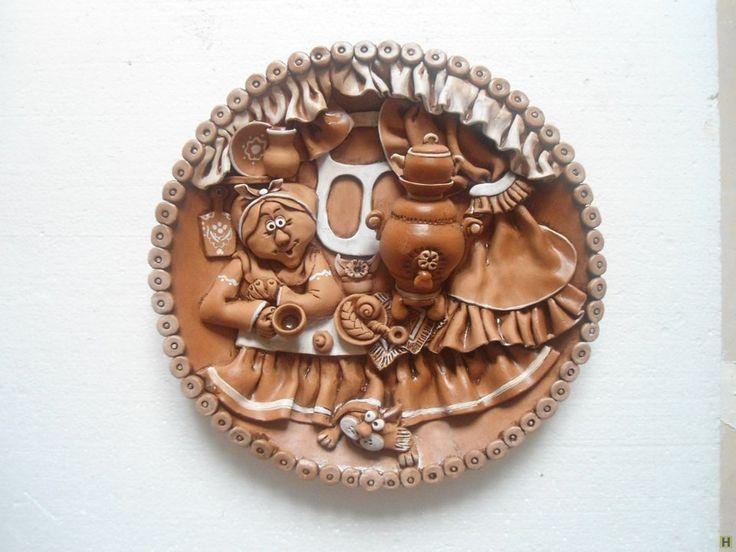 Сувенир из глины-4