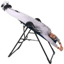 Inversion Table Exercise Instructions