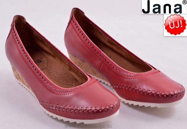 Tavaszi Jana női piros cipő megérkezett a Valentina Cipőboltokban és Webáruházunkba :)  http://valentinacipo.hu/jana/noi/piros/zart-felcipo/142599440  #jana #jana_cipő #jana_cipőbolt #Valentina_cipőboltok