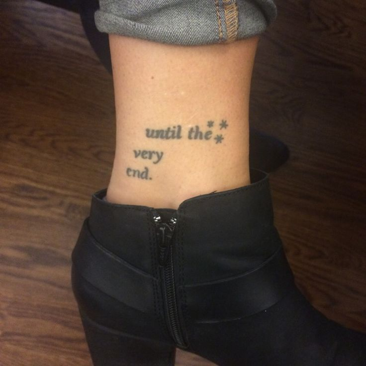 11 Classy 'Harry Potter' Tattoos To Get With Your BFF So The Muggles Don't Get You Down