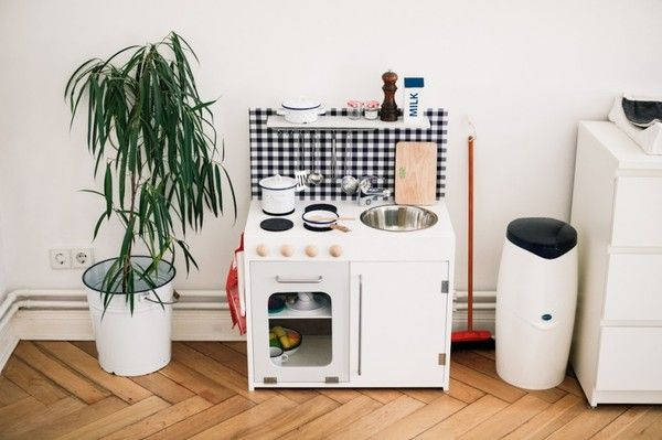 cute mini kitchen
