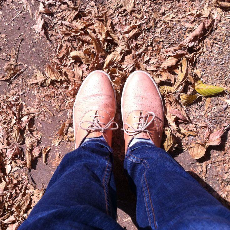 Zapatillas, Un día de invierno, 2013, Chile