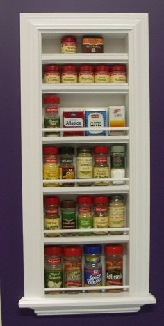 Recessed Shelf In Kitchen For A Few Knick Knacks Hmmm Home Decor Pinterest