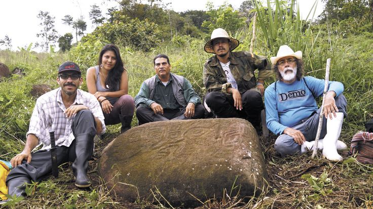Parte de la expedición científica que recorrió la zona de Runflín en la microrregión de Ayapal. #noticias_nicaragua