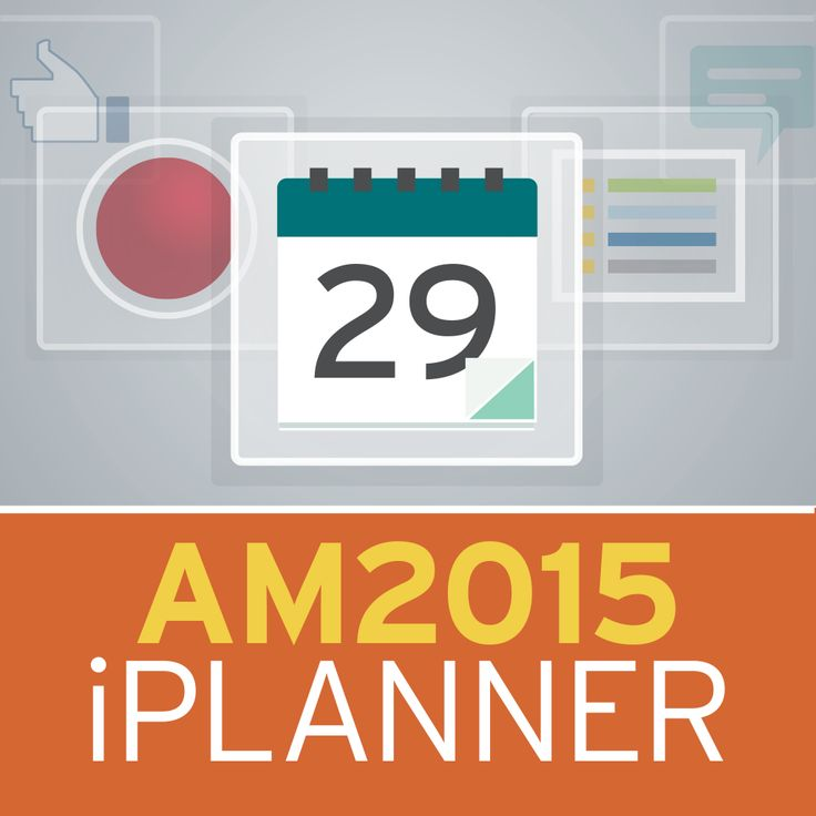 ASCO 2015 Annual Meeting iPlanner - EventPilot Medical Conference App Icon Example