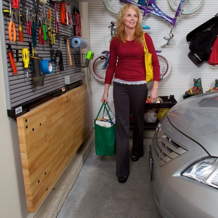 Led Garage Lighting Save The Planet And Save Your Money: 1000+ Ideas About Garage Workbench On Pinterest