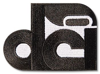 DCI Logo Patch-dcistore